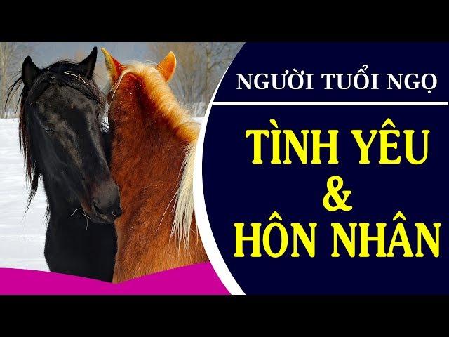 Tử Vi Về Tình Yêu Hôn Nhân Của Người Tuổi Ngọ – Tình Duyên Hôn Nhân Người Tuổi Ngọ ( Tuổi Ngựa )