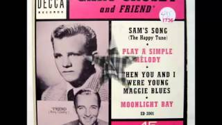 Bing Crosby The Happy Tune Sam's Song
