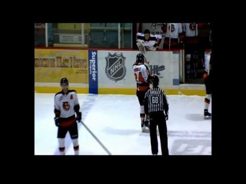 Alex Mowbray vs. Tyler Bell