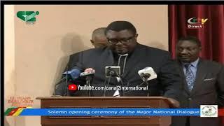 Major National Dialogue