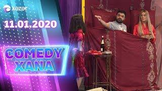 Comedyxana 13-cü Bölüm 11.01.2020