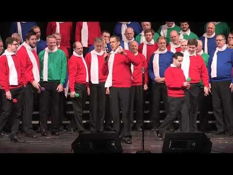 Alexandria Harmonizers - Christmas Show - 2018 - Act 2