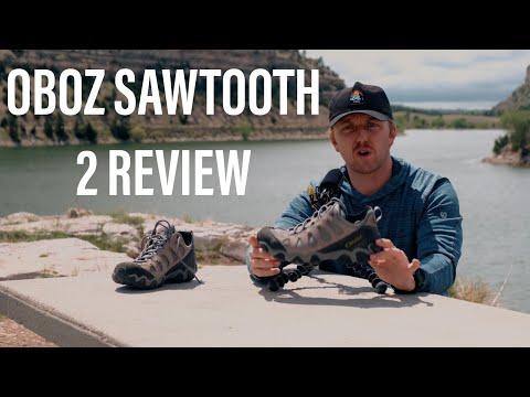 Oboz Sawtooth 2 Review