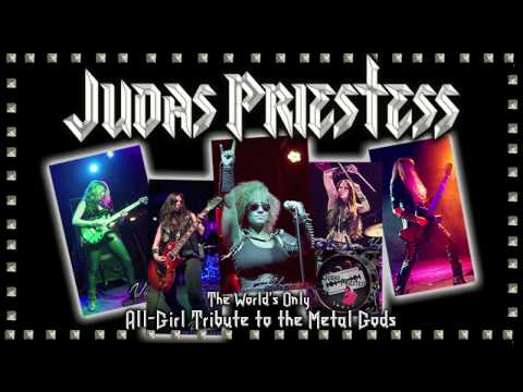 Judas Priestess - Breaking the Law (ft. Phil Caivano)