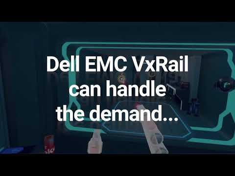 Dell EMC Great XSCAPE VR Experience Trailer