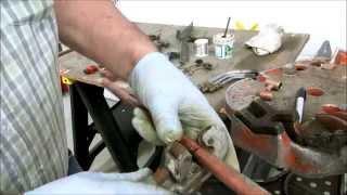 how to solder copper water pipe : plumbing tips