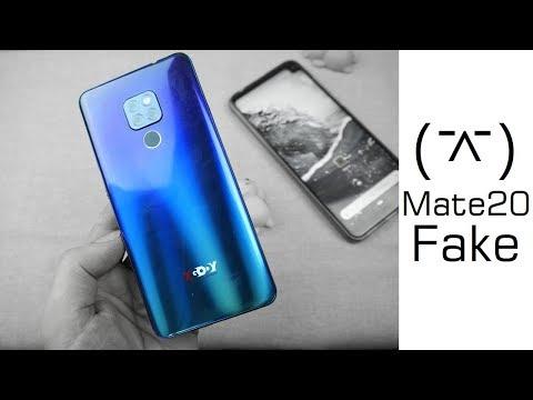XGODY Mate 20 - Huawei Mate 20 Fake im Test - Moschuss.de