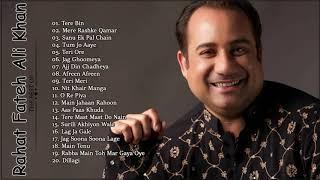 Best of Rahat Fateh Ali Khan 2020  | Top 20 Songs HIT | Jukebox 2020