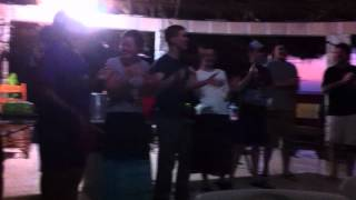 preview picture of video 'Haiti 2015: B Team Chant'