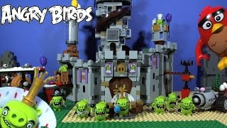 LEGO ANGRY BIRDS King Pig