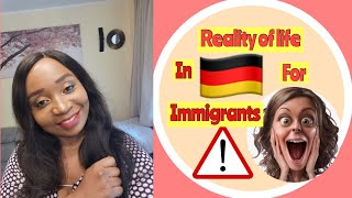 HARSH REALITY OF LIFE IN 🇩🇪 FOR IMMIGRANTS | MANUAL LABOUR FÜR AUSLÄNDER. MUST KNOW
