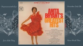 ANITA BRYANT greatest hits Side One