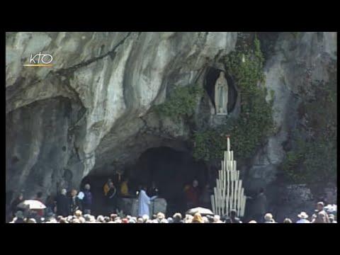 Chapelet à Lourdes du 13 mai 2019