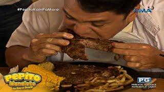 Pepito Manaloto: Food Challenge