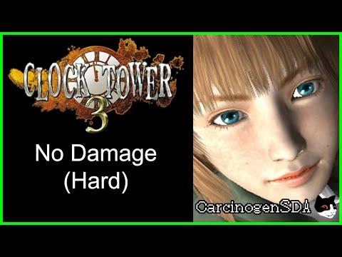Clock Tower 3 (PS2) No Damage (Hard)