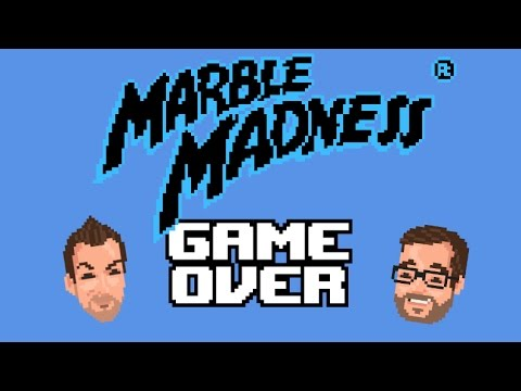 Marble Madness: Course de billes - Game Over