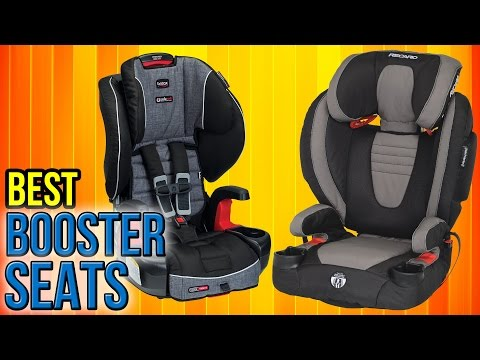 10 Best Car Booster Seats 2017