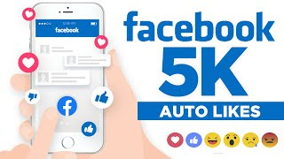 Facebook Likes | How To Get Likes On Facebook | Facebook Auto Likes 2020