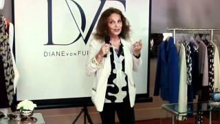 An Audience With Diane Von Furstenberg