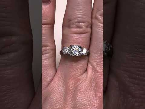 thr233 - Customized w/Cushion Cut Instead of Round from 1/21/19