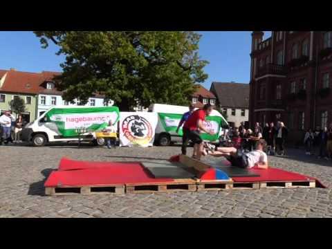 Анонс турнира по мас-рестлингу в Германии