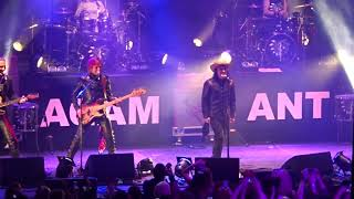 Intro, Beat my guest & Vive le Rock - Adam Ant @ The Roundhouse