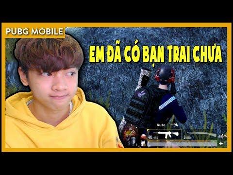 [PUBG Mobile] Chơi Chung Cùng NGƯỜI YÊU CŨ - Channy game bựa