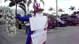 Uncle Sam visits Hialeah Part 3