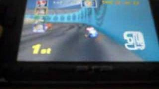 Mario Kart 64 on PSP daedalus R10
