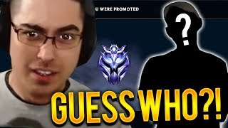 GETTING TO D1... GUESS WHO I FOUND IN SOLO QUEUE?!?  Trick2G