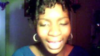 Notebook- Chrisette michele