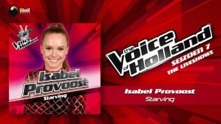 Isabel Provoost  Starving The Voice Of Holland 2016/2017 Liveshow 1 Audio