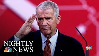 Oliver North Out As NRA President Amid Turmoil | NBC Nightly News