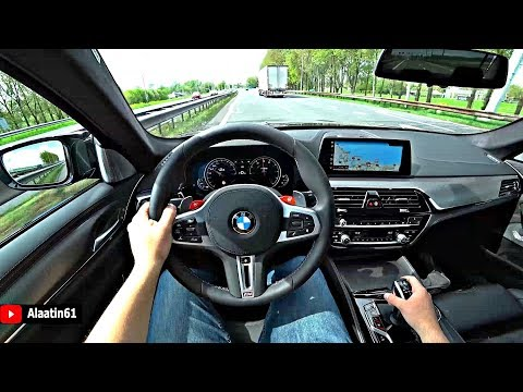 The BMW M5 2019 Test Drive