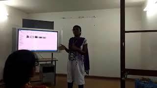 Chithu Advocate history of life in lead loak college seminar class