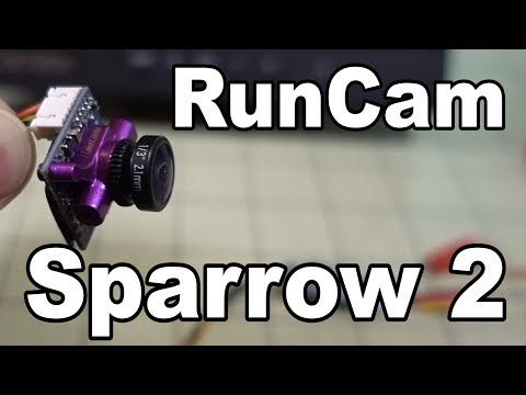 RunCam Sparrow 2 FPV Camera Review