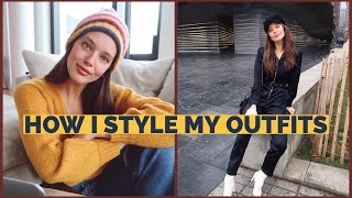 7 Easy Winter Outfit Ideas With Model Emily DiDonato
