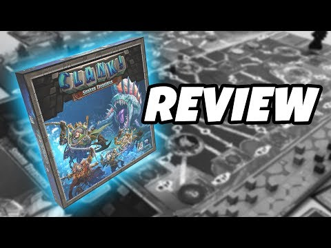 What's in the box...CLANK!: SUNKEN TREASURES