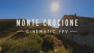 Monte Crocione | Como Lake | Cinematic FPV Drone | 4k