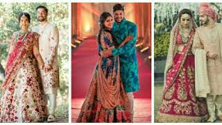 Best Matching Wedding Dress For Groom And Bride