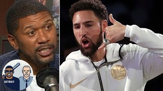 Warriors are the 'ideal situation' for Klay Thompson- Jalen | Jalen and Jacoby