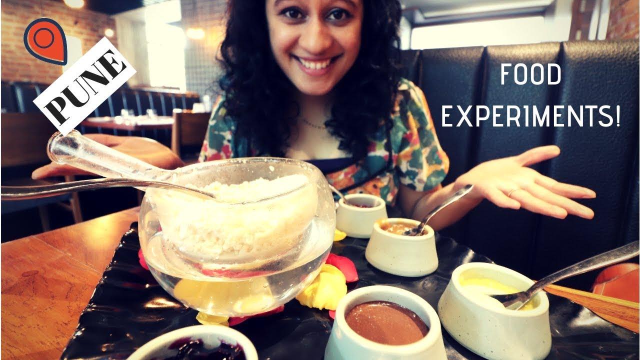 Molecular Gastronomy in Pune