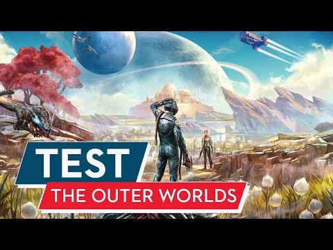 The Outer Worlds im Test / Review: New Vegas im Weltraum?
