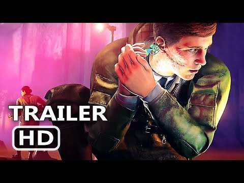 Wolfenstein 2 Official Trailer (E3 2017) The New Colossus Game HD