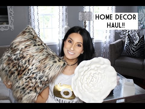 HOME DECOR || HOME APPLIANCE || LIFESTYLE || HAUL || FALL 2018 Mp3