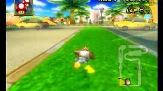 Coconut Mall 1'36''794 Wapeach - Mario Kart Wii World Champion