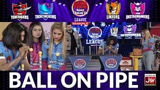 Ball On Pipe   Game Show Aisay Chalay Ga League Season 4   Danish Taimoor Show   TikTok