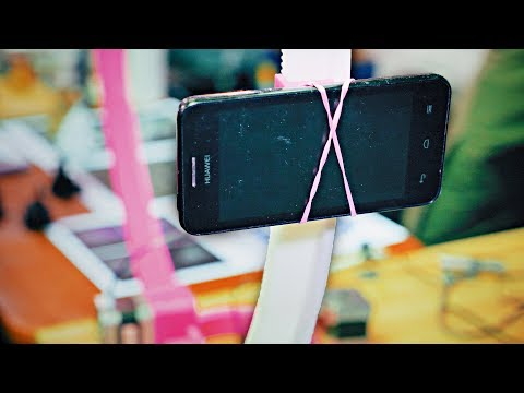 Automatic Smartphone 3D Scanner