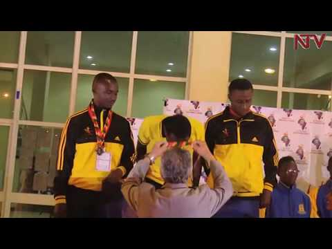 Uganda wins All Africa university games with 19 gold medals
