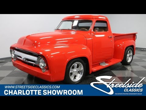 Video of '55 F100 - PX6L